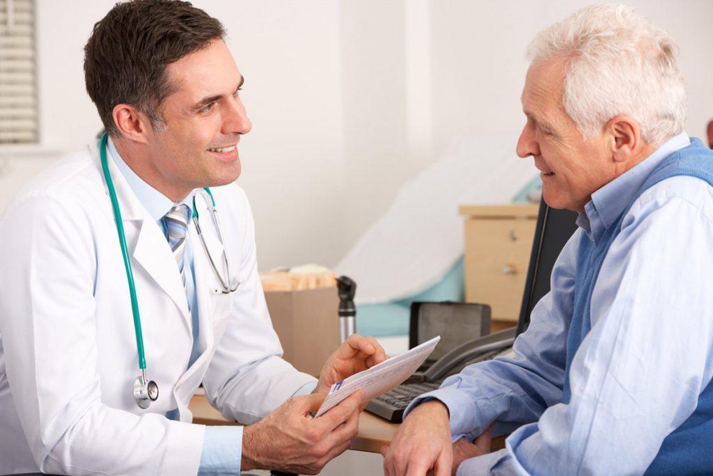 Консультации уролога при болях в простате