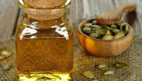 Мед и тыквенные семечки