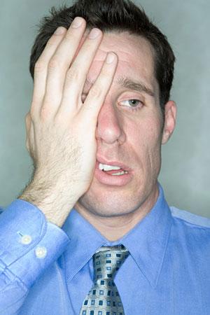 Невроз является прямым последствием при осложнении простатита